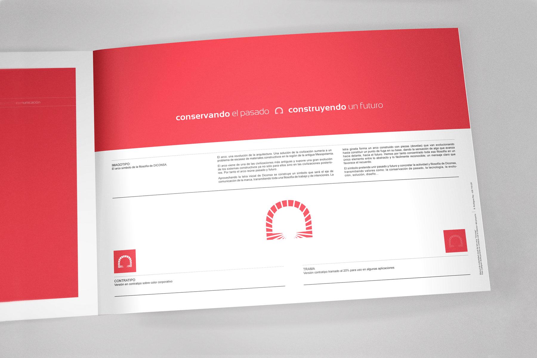 Diconsa Manual de identidad corporativa